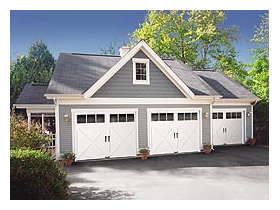 Carriage Style Garage Doors The Classic Look And Feel Of Wood. The Strength  And Durability Of Steel.